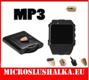 MP3 индуктивен часовник