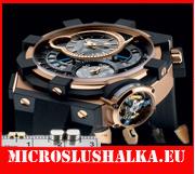Часовник работещ и с магнитни микрослушалки