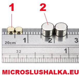 магнитни слушалки