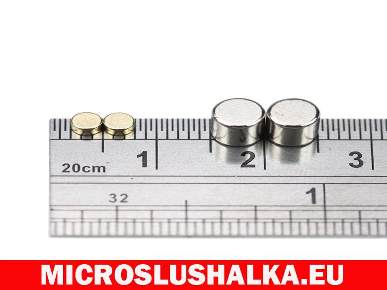 микрослушалка за преписване